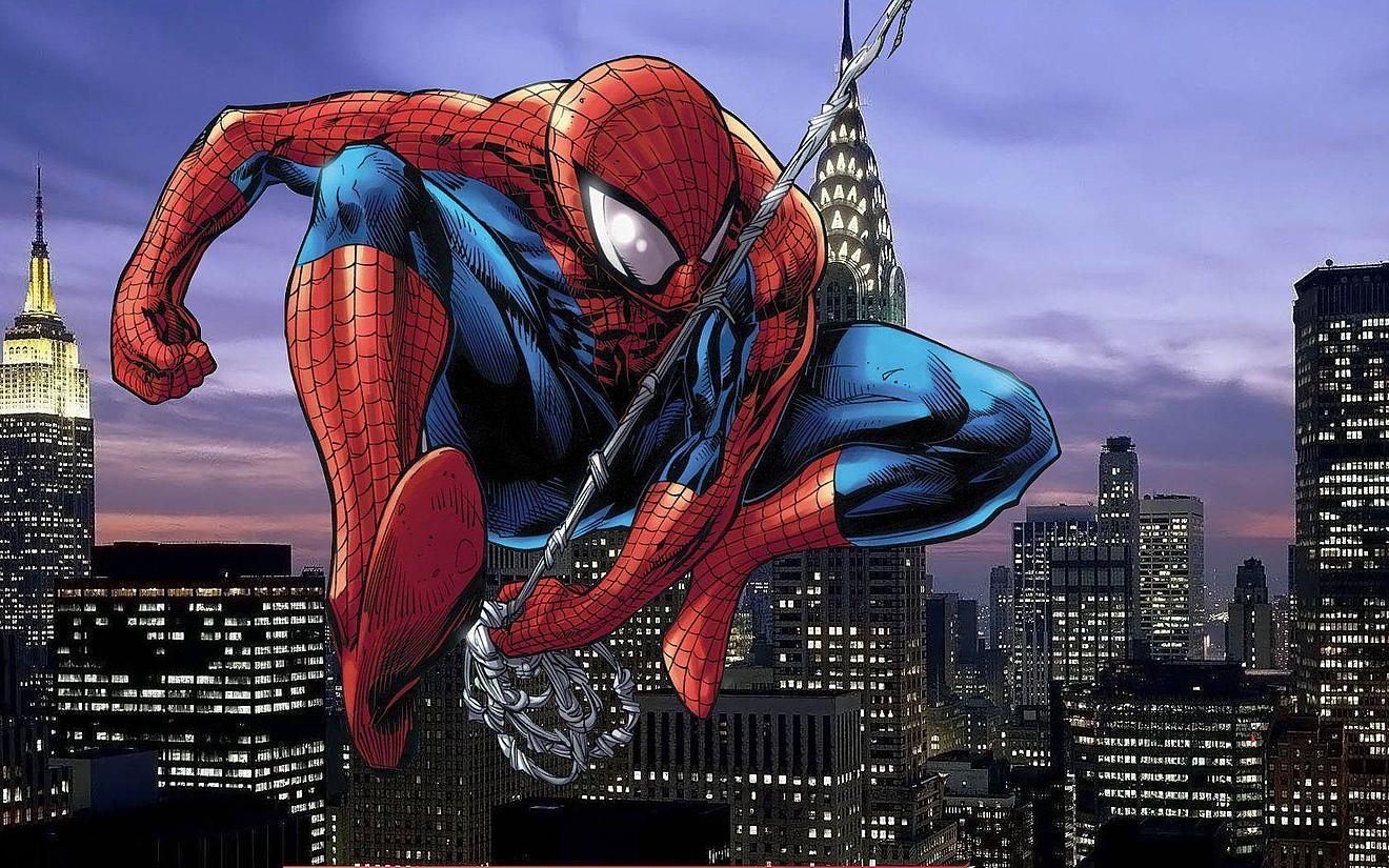 1962ko abuztuan sortu zuten Stan Leek eta Steve Ditkok. Marvel unibertsoko superheroi ezagunena da. Peter Parker gaztearen istorioa kontatzen du. Laborategira egindako txango batean, armiarma erradioaktibo batek ziztatu, eta haren gaitasunak lortu zituen. ©BERRIA