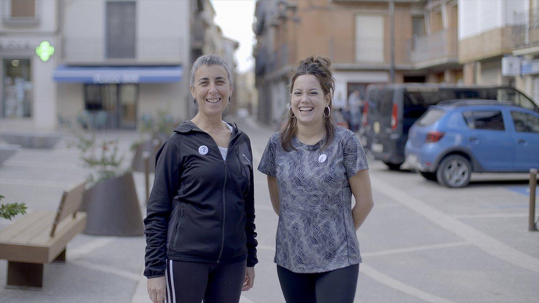 Nafarroako Erriberako bi euskaltzale. ETB1eko <i>Hamaika</i> dokumentalean azalduko dira, etzi. &copy;FILMAK