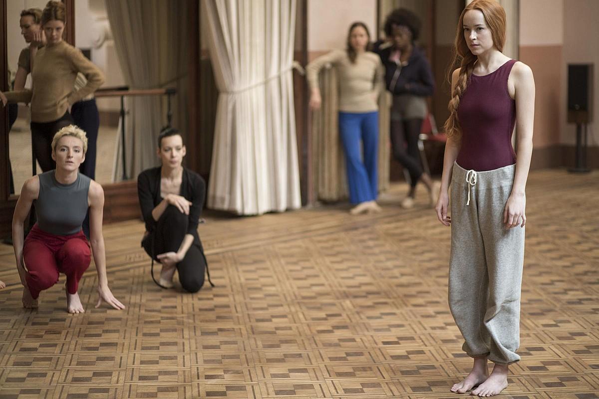 Besteak beste, Dakota Johnson aktorea da filmeko protagonistetako bat. ©BERRIA