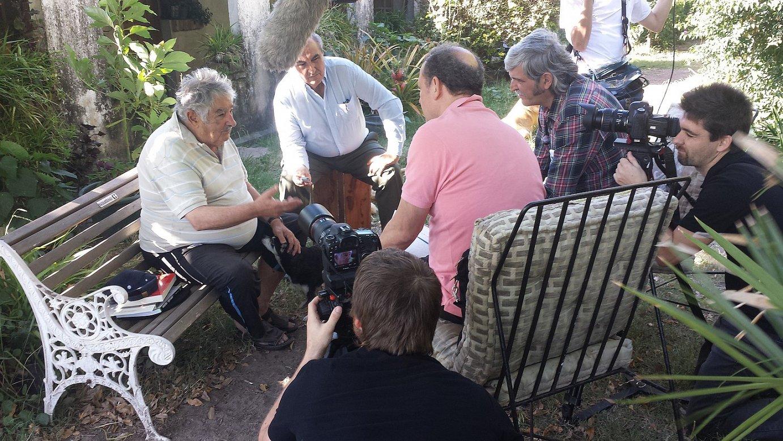 Digitalak ekoizpen etxearen <em>Pepe Mujica, La revoluci�n tranquila</em> aste honetan eman dute ETB2n. &copy;DIGITALAK