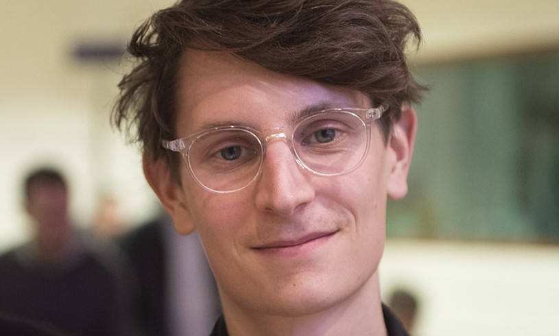 Matthew Claudel, MITeko ikertzailea