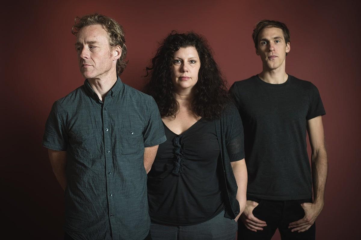 Low taldea: Alan Sparhawk, Mimi Parker eta Steve Garrington. ©BERRIA