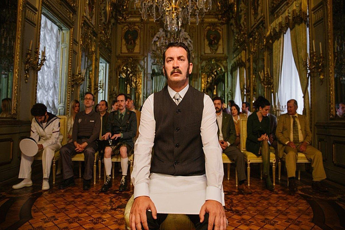 Aktore ezagun askok parte hartu dute Cuerdaren filmean, besteak beste, Arturo Vallsek.