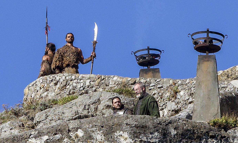 <em>Game of thrones</em>-en zazpigarren denboraldiko atalak &#8212;euskal kostaldeko irudiekin&#8212; azpidatzi dituzte.