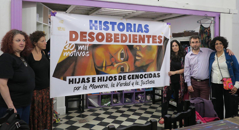 Istorio desobedienteak