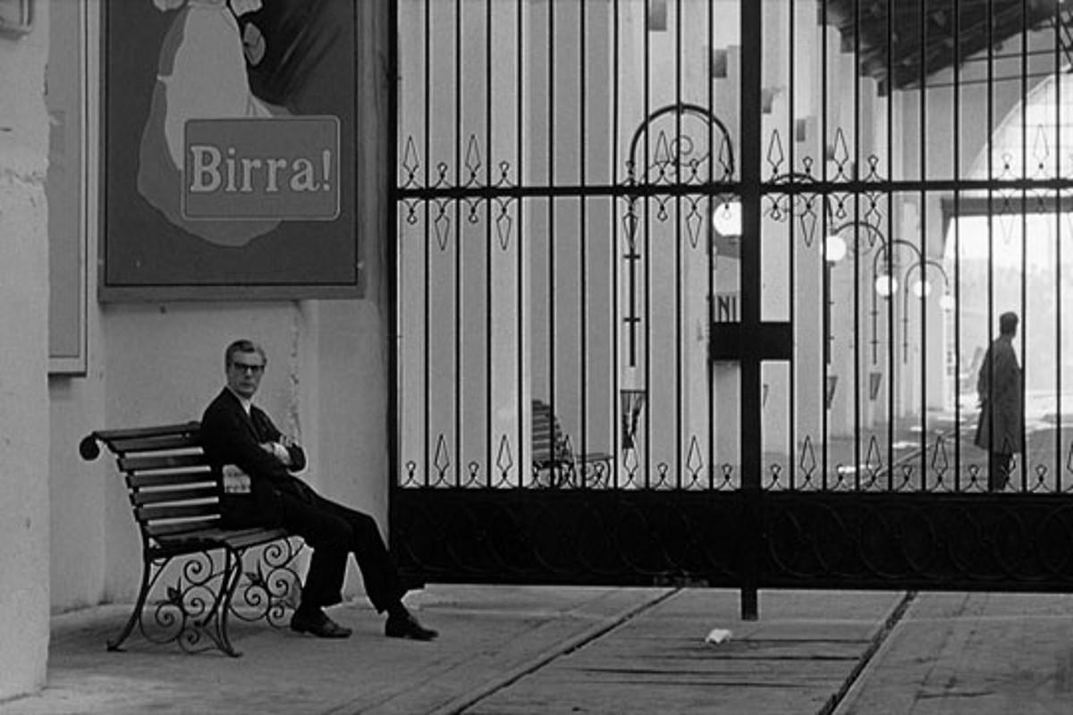 Federico Felliniren <em>Otto e mezzo</em> filmaren fotograma bat.