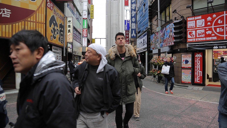 Astelehenean, Tokion grabatutako atala eman zuten. Hilabete batzuetako etenaldia izango du orain saioak. ©ETB
