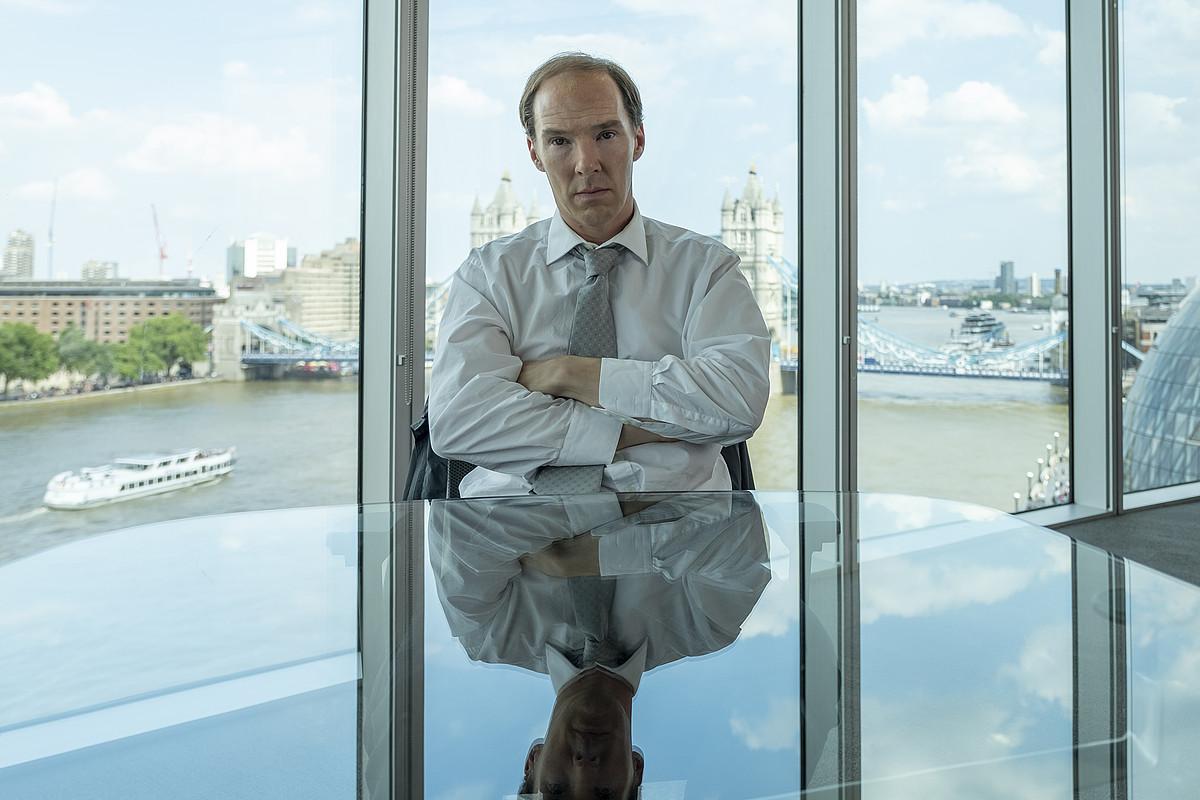 Benedict Cumberbatch aktoreak <em>Vote Leave</em> kanpainaren zuzendari Dominic Cummingsen rola jokatzen du.