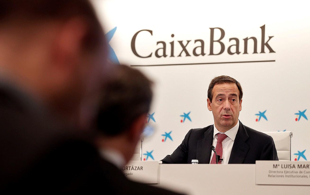 Gonzalo Gortazar bankuko kontseilari ordezkaria.