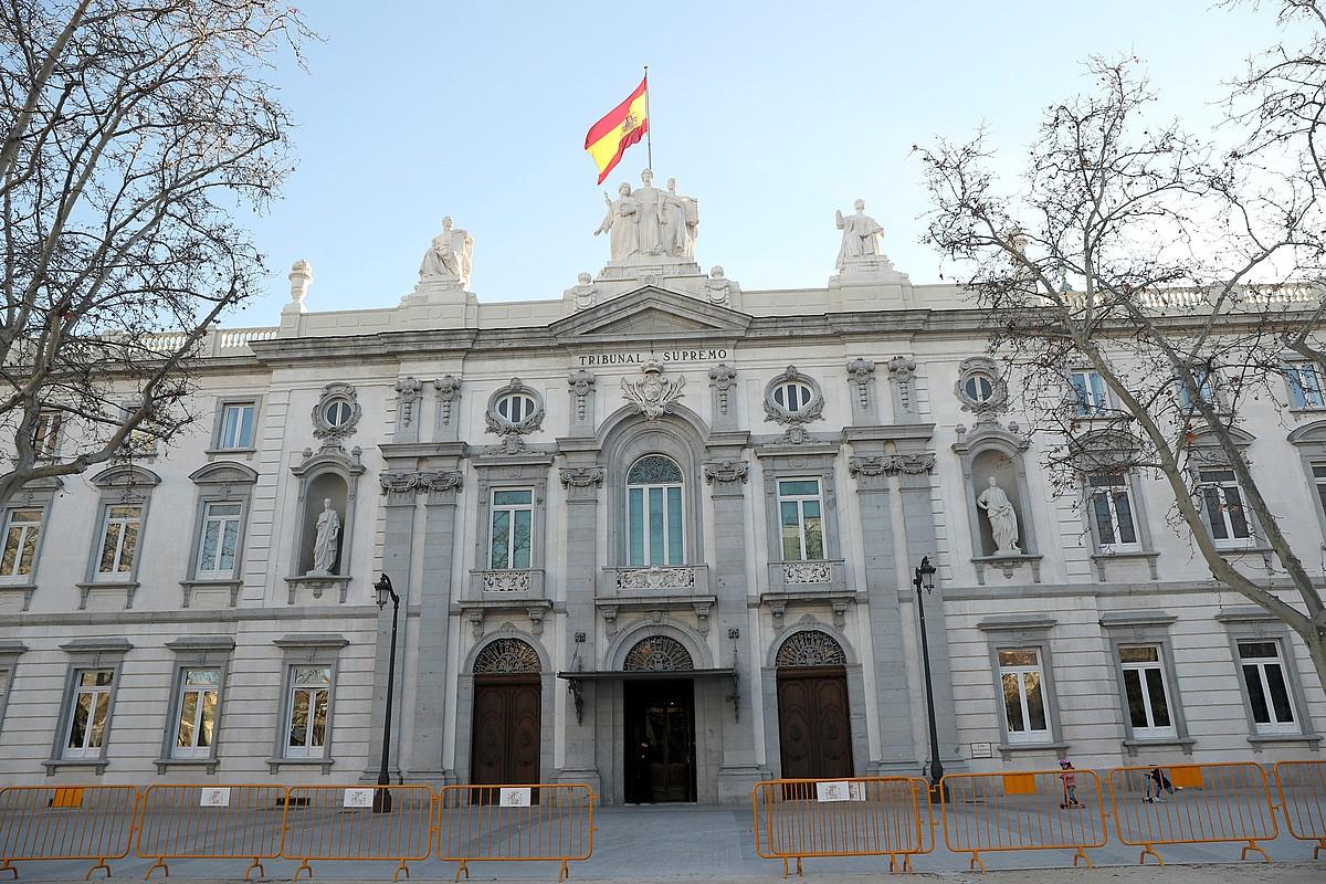 Espainiako Auzitegi Gorena.