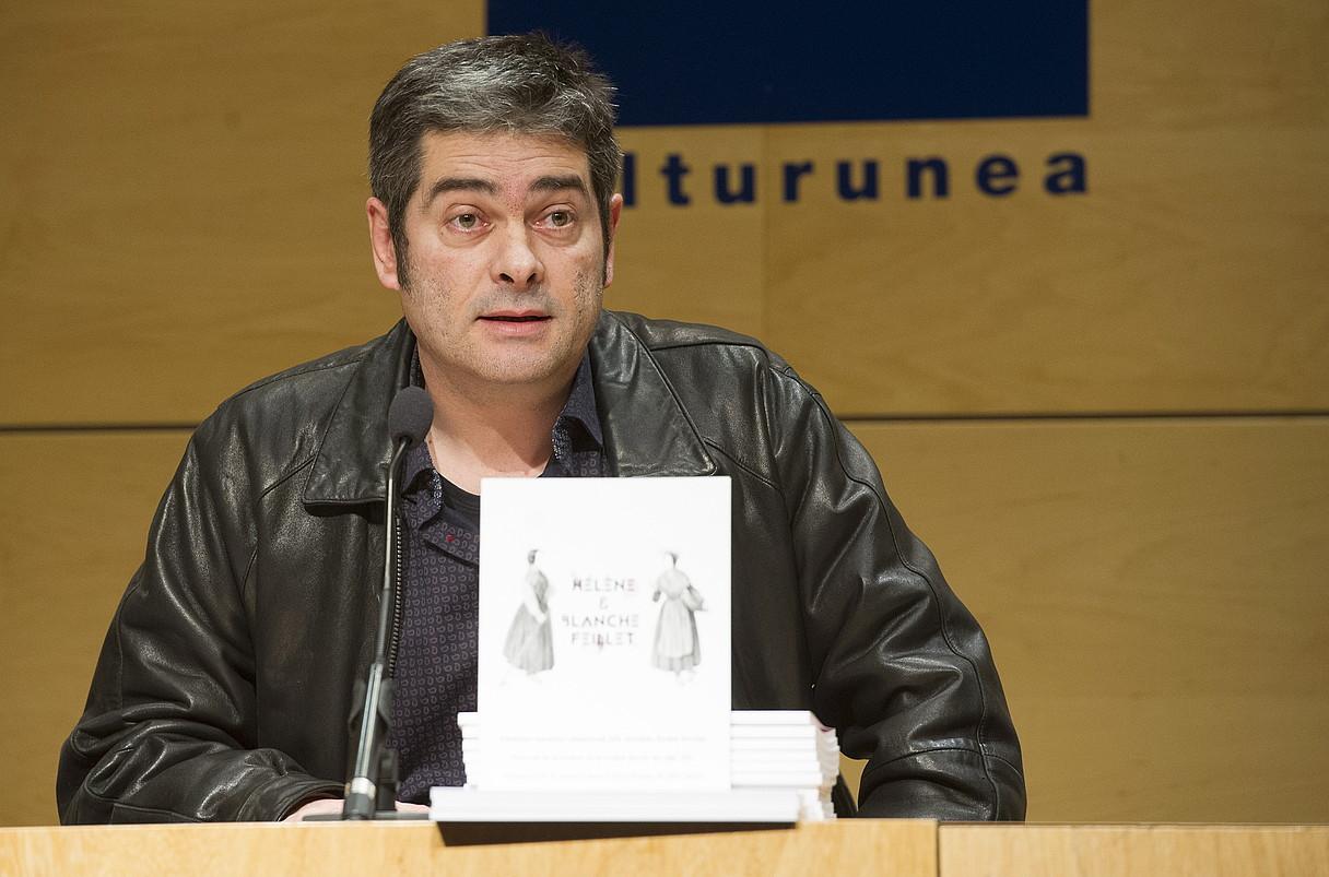 Mikel Alberdi Sagardia