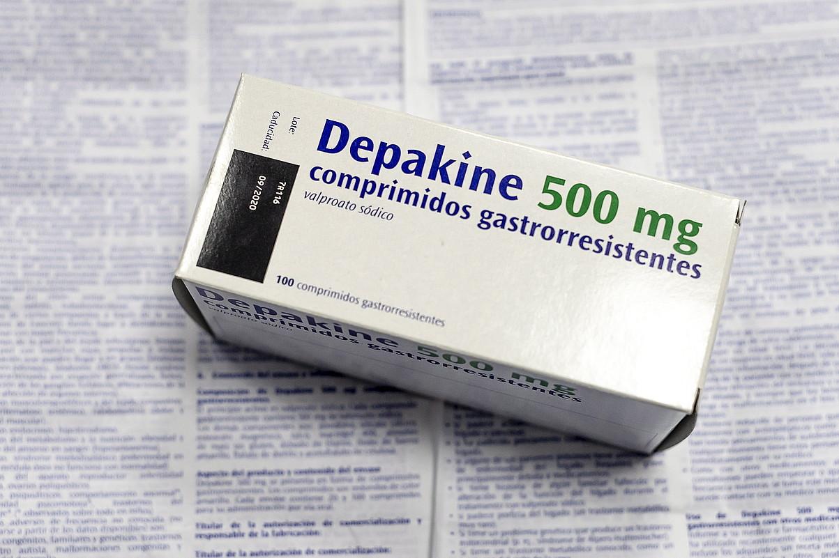Orain dela hainbat hamarkada hasi ziren farmaziak Depakine botika saltzen. ©JAIZKI FONTANEDA / FOKU