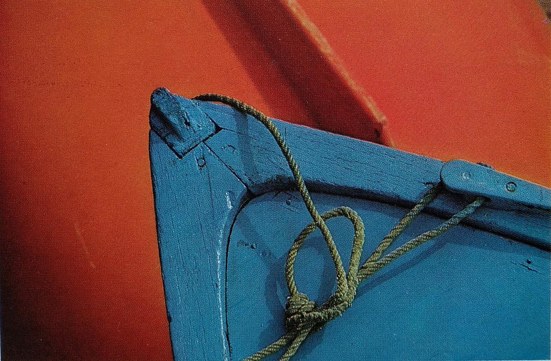 <i>Oroituz</i> erakusketako <i>Herriaren koloreak</i> saileko argazki bat. &copy;PEDRO ZARRABEITIA