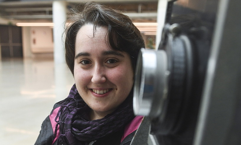 Nerea Arriola aktoreak jartzen dio ahotsa pertsonaia protagonistari.