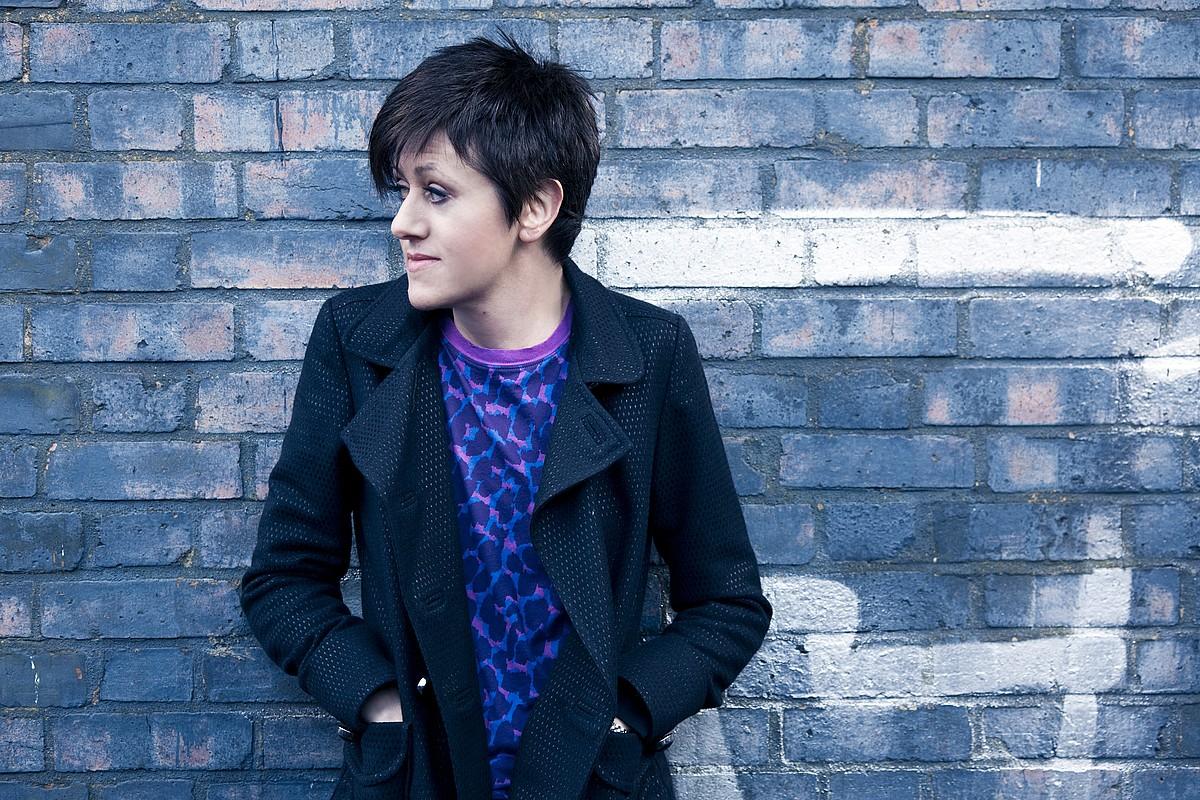 Tracey Thorn kantari eta idazlea, <em>Another Planet: A Teenager in Suburbia</em> liburuaren egilea. ©BERRIA