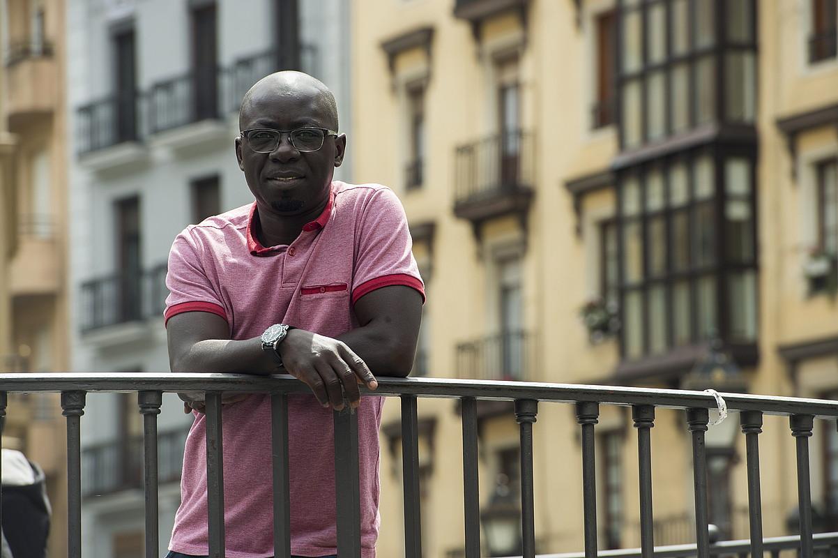 «Argi dut: Afrikan dago nire etorkizuna»