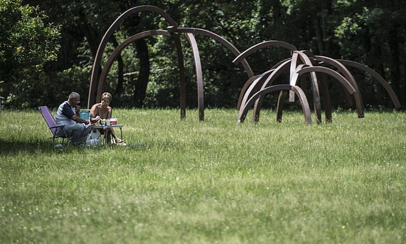 Bertizko natur parkeko piknik gunea. ©JAGOBA MANTEROLA / @FOKU