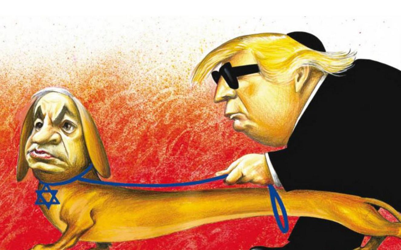 Apirilaren 25ean argitaratutako komiki zinta erretiratu egin behar izan zuen <em>The New York Times</em>-ek. ©BERRIA
