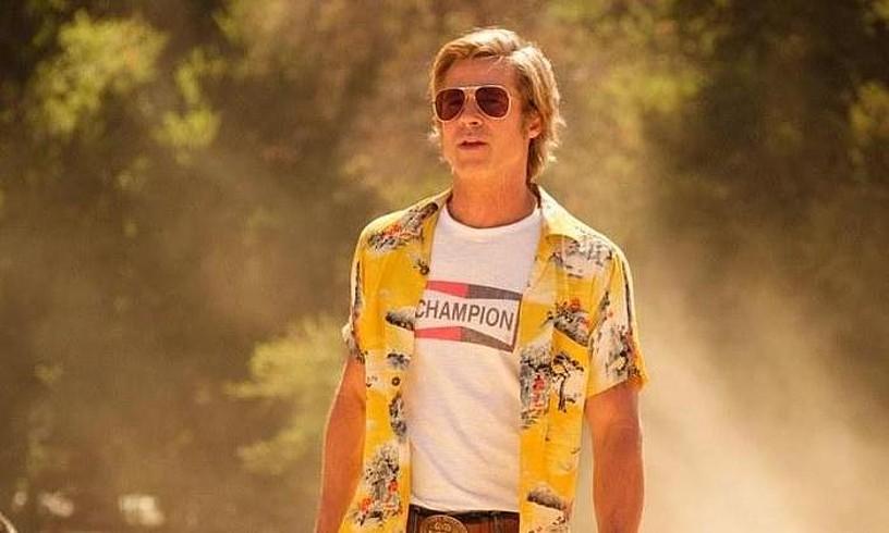 Brad Pitt aktorea da Tarantinoren filmeko protagonistetako bat. ©BERRIA
