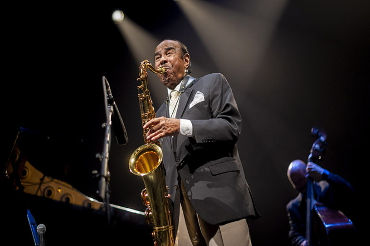 Benny Golson, herenegun, Principal antzokian. ©JAIZKI FONTANEDA / FOKU