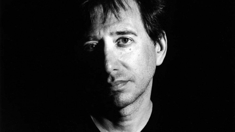 John Zorn musikari estatubatuarra, artxiboko argazki batean; Manhattanen bizi da aspalditik artista, etenik gabeko lanari emanda. ©BERRIA