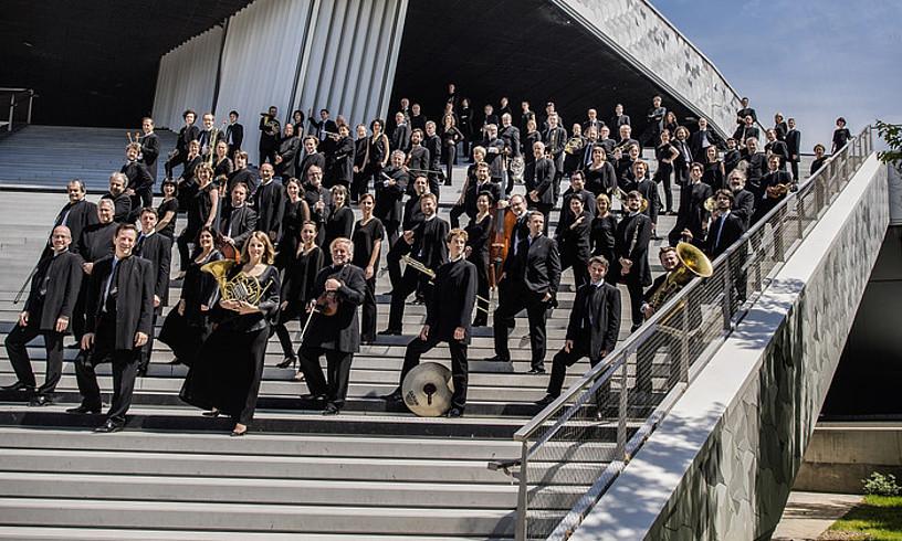 Parisko orkestrak abuztuaren 20an eta 21ean emango ditu kontzertuak, Kursaal aretoan. ©WILLIAM BEAUCARDET