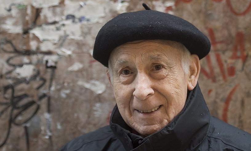 Joxe Azurmendi filosofoa. ©JON URBE / FOKU