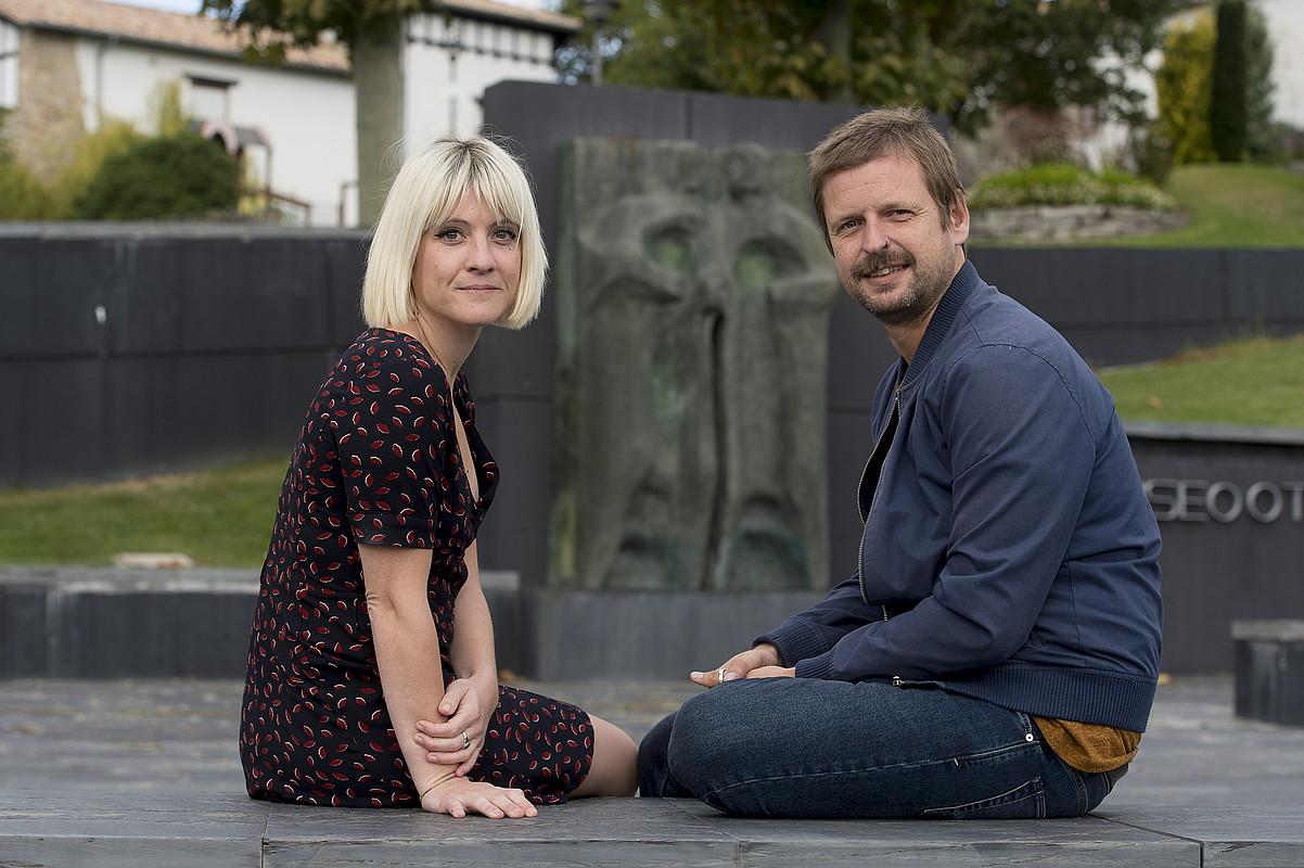 «Arantzazuko santutegian punk hutsak izan ziren»