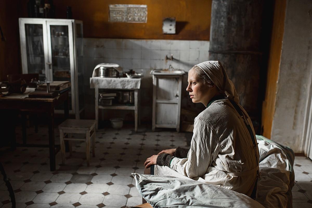 Bigarren Mundu Gerraren amaieran dago girotua filma. ©DONOSTIAKO ZINEMALDIA