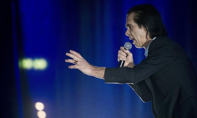 Nick Cave: nola atera mina muinetik
