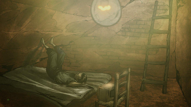 <em><b>30 años de ocuridad. </b></em>Satorren inguruko animaziozko dokumental bat zuzendu zuen Manuel H. Martinek 2011n.