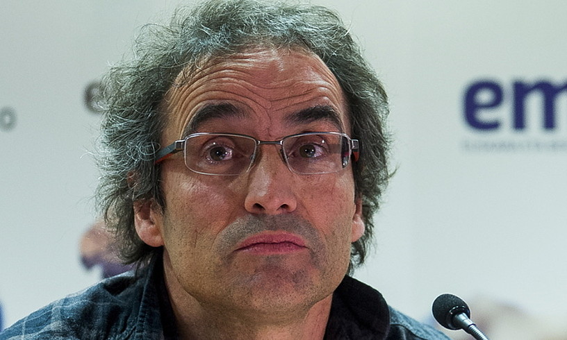 Jon Sarasua, atzo, Bilbon egindako jardunaldietan. ©LUIS JAUREGIALTZO / FOKU