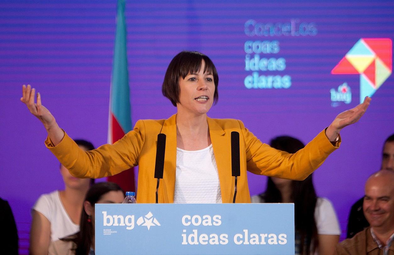 «Lortu dugu Galizia berriz existitzea nazio gisa Espainiako Estatuan»