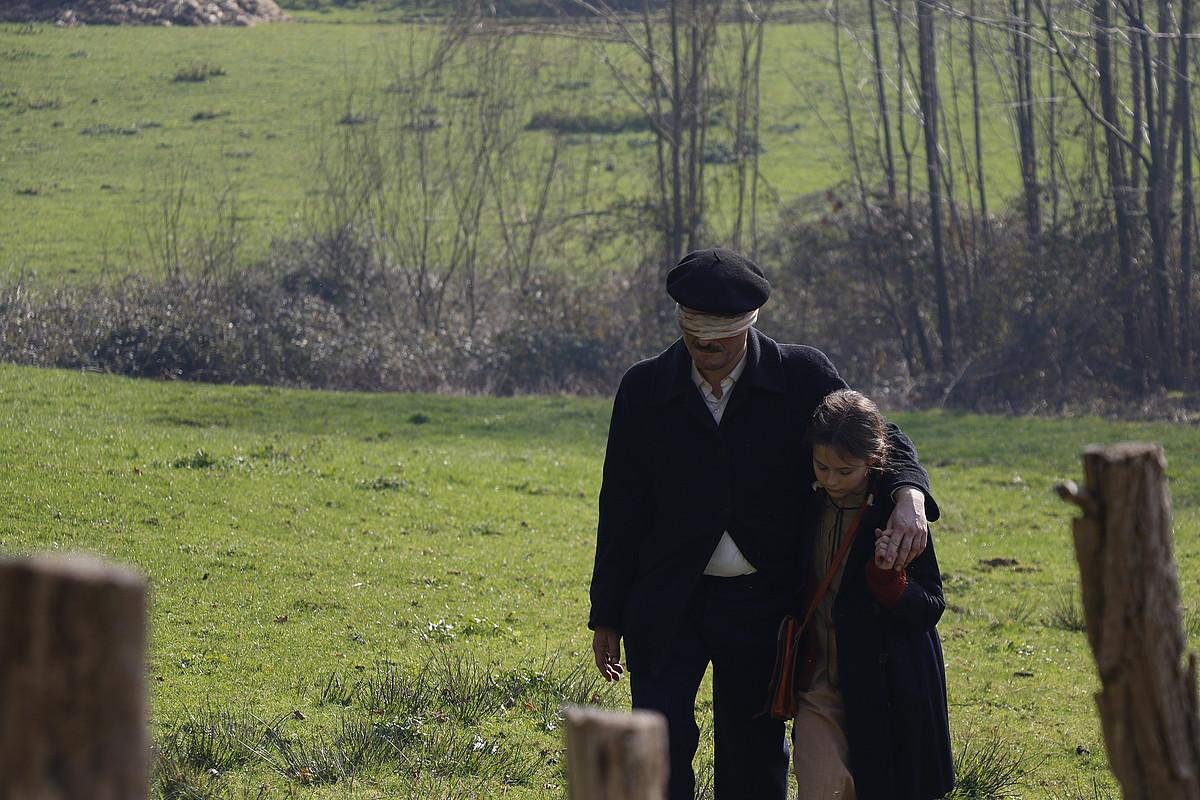Josu Martinezen <em>Anti</em> film laburra erakutsiko dute gaur Zineginen. ©AITOR SAYANS