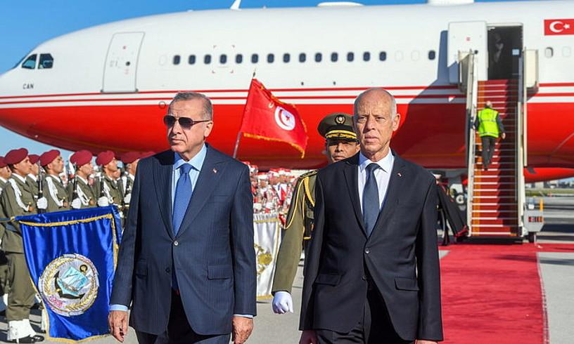 ©PRESIDENCY OF TUNISIA HANDOUT / EFE