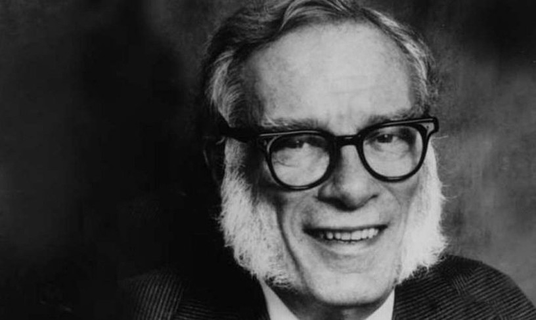 XX. mendean zientzia fikzioak izandako loraldiaren eragileetako bat izan zen Isaac Asimov. ©BERRIA