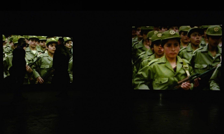 Lawrence Abu Hamdan zinemagilearen <em>Once removed</em> filma emango dute jaialdian. ©IKUSPUNTU JAIALDIA