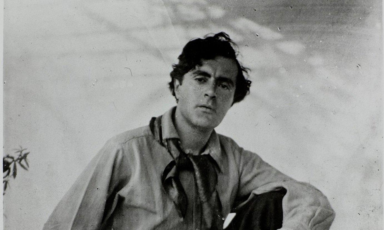 Amedeo Modigliani 35 urterekin hil zen, gaixorik. ©BERRIA