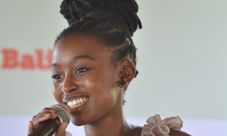Kopano Matlwa idazle hegoafrikarra, artxiboko irudi batean. ©UBUD WRITERS FESTIVAL