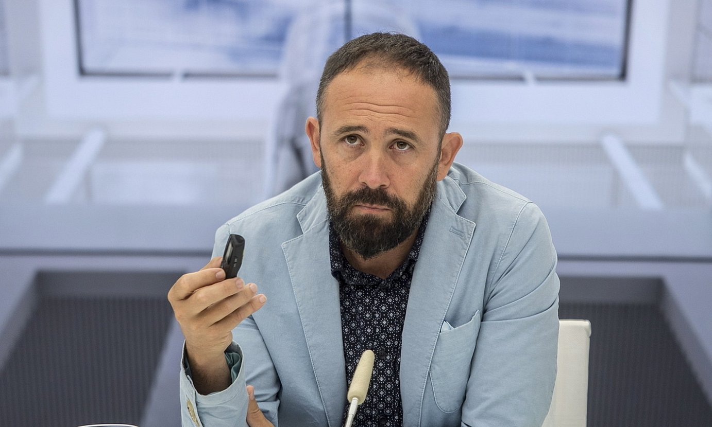 Denis Itxaso, artxiboko argazki batean. / GORKA RUBIO / FOKU