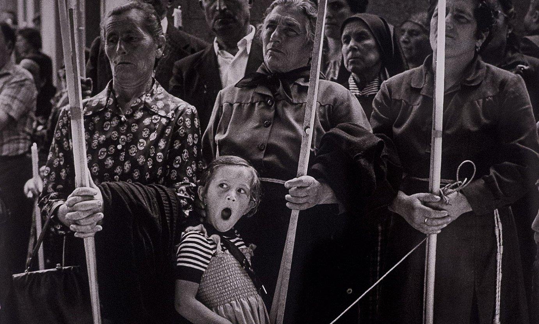 Cristina Garcia Roderoren <em>El Ofertorio</em> irudiaren argazkia. ©LUIS JAUREGIALTZO / FOKU