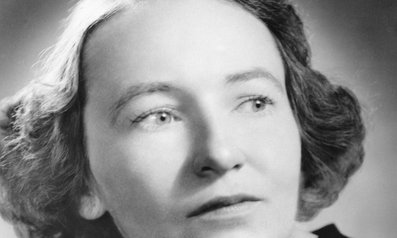 Dorothy B. Hughes idazlea 1904an jaio zen, Kansasen; kazetaritza ikasketak egin, eta idazle eta poeta jardun zuen. ©BERRIA