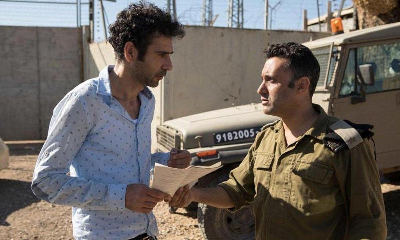 Komedia eta drama batzen ditu <em>Tel Aviv on fire</em> filmak. ©BERRIA
