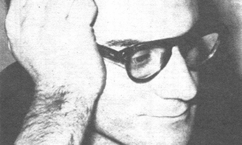 Javier Arzuaga 1952an destinatu zuten Kubara. ©ZALDI ERO