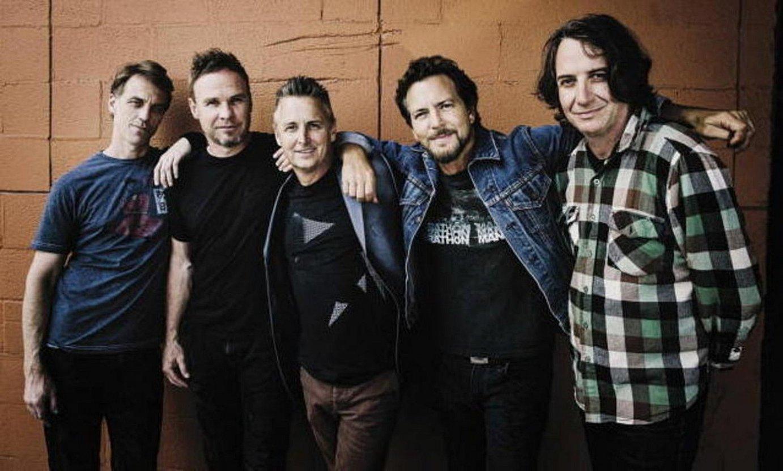 <em>Gigaton</em> du izena Pearl Jam taldearen 11. diskoak, eta hamabi kantu biltzen ditu. ©EFE