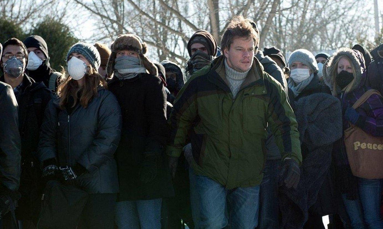 Steven Sodeberghen <em>Contagion</em> (Kutsatzea) filmaren fotograma bat. ©BERRIA