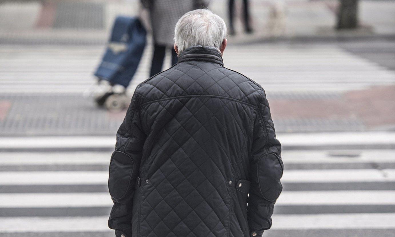 Adineko pertsonek izan ohi dute dementzia motaren bat. / JAGOBA MANTEROLA / FOKU