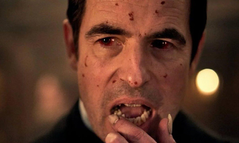 Mark Gatiss eta Steven Moffaten <em>Dracula</em> telesaila. ©BERRIA