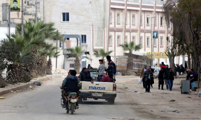 Bi urte igaro dira Turkiak Afrin okupatu zuenetik