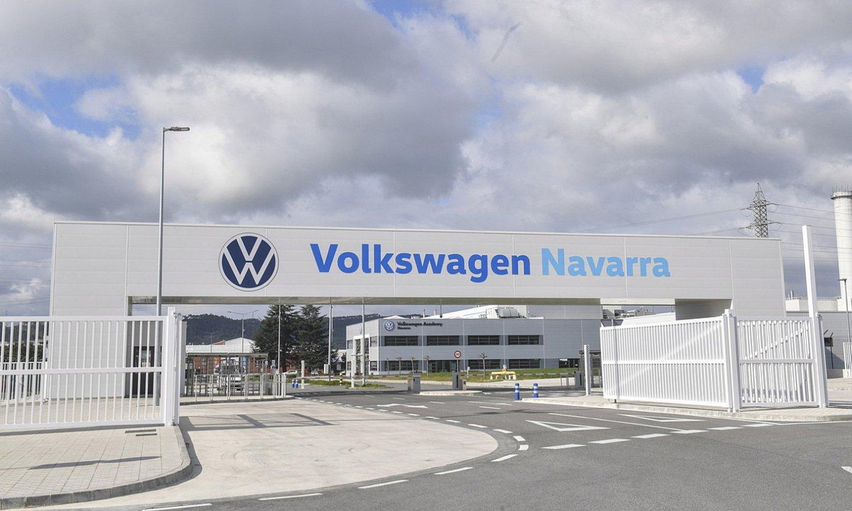 Volkswagen martxoaren 16tik apirilaren 27ra arte geldi egon da. ©IÑIGO URIZ / FOKU
